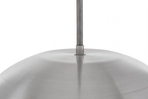 Cannabis electic Dome on Table aluminum finish