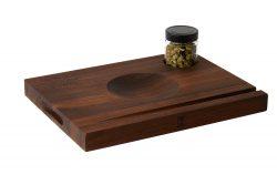 Cramble Cannabis head Board Cooking