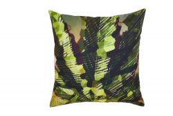 Puple Weed Effect Decoration Cushion